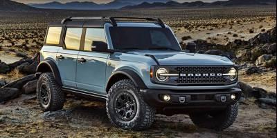 Перекупы в США задрали цены на новый Ford Bronco до небес