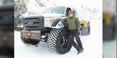 Американская почта построила специальный фургон для труднодоступных местностей