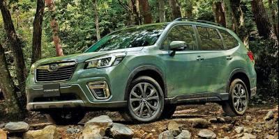 Обновленный Subaru Forester России пообещали к концу года