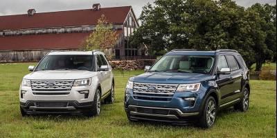 В мире объявлен масштабный отзыв Ford Explorer из-за очередных проблем с деталями подвески