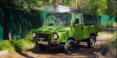 Продается коллекция советских авто, в числе которой есть великолепный ЛуАЗ
