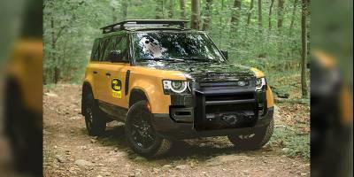 Land Rover придумал спецсерию «для тех, кто хочет испачкать свой Defender»