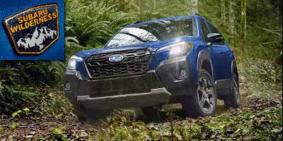 Subaru представила в США и Канаде внедорожный Forester под маркой Wilderness
