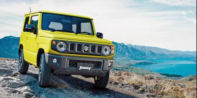 Suzuki модернизировала внедорожник Jimny для домашнего рынка