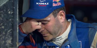 Экипаж команды КАМАЗ-мастер под управлением Андрея Каргинова дисквалифицирован.