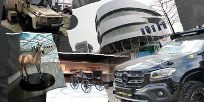 MERCEDES-BENZ: поход в музей