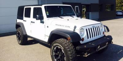 Кит-комплекты Pedders TrakRyder теперь доступны и для Jeep Wrangler JK