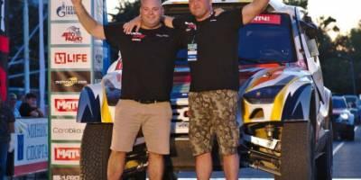 Чемпионами России по ралли-рейдам стали братья Новиковы и молодая команда Suprotec Racing