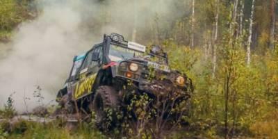 Юрий Урюков прошел «Ladoga Forest» с Турбодедом