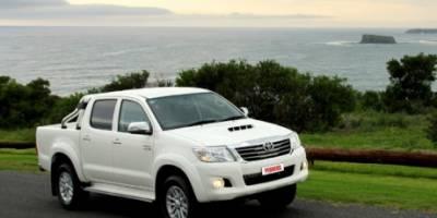 Для Toyota Hilux выпущен кит-комплект для модернизации задних тормозов
