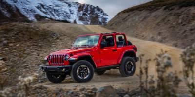 Обзор Jeep Wrangler 2019