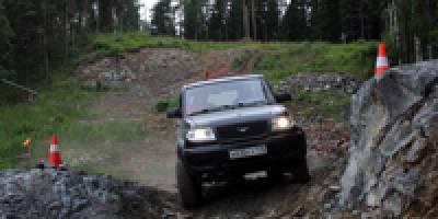Карельские трудности: Репортаж с Чемпионата Республики по автотуризму