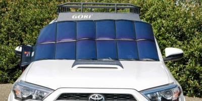 Тест солнечной панели FlexoPower Atacama 79 Ватт