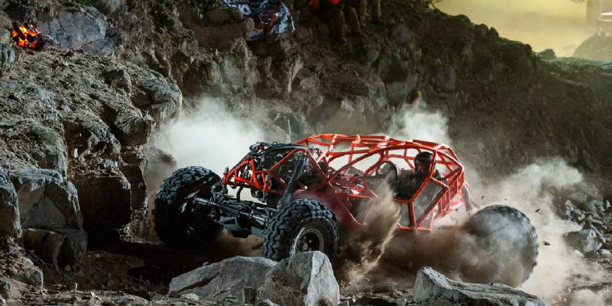 The King of Hammers