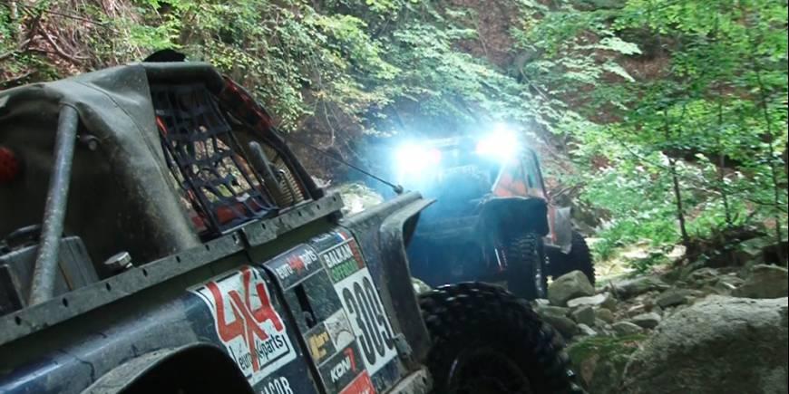 BALKAN off-road rallye 2018