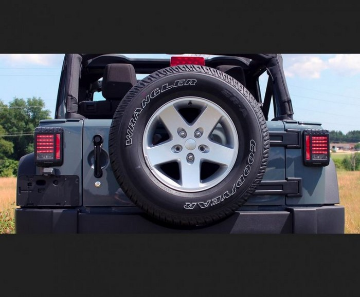 Задние фары  J.W. Speaker LED Tail Lights 279 J Series