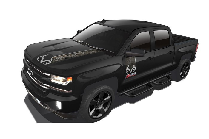 Chevrolet Silverado Realtree Edition