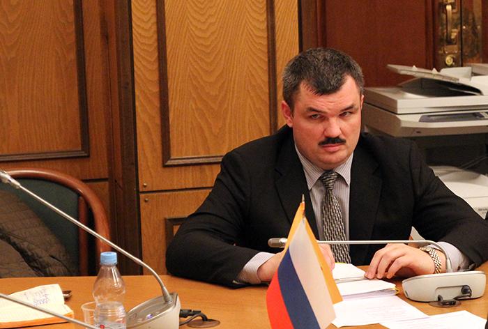 заместитель начальника отдела технадзора ГИБДД России Сергей Алексеевич Чипурин