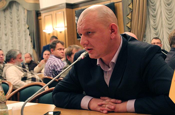 юрист Национального автомобильного союза России Вадим Геворкян