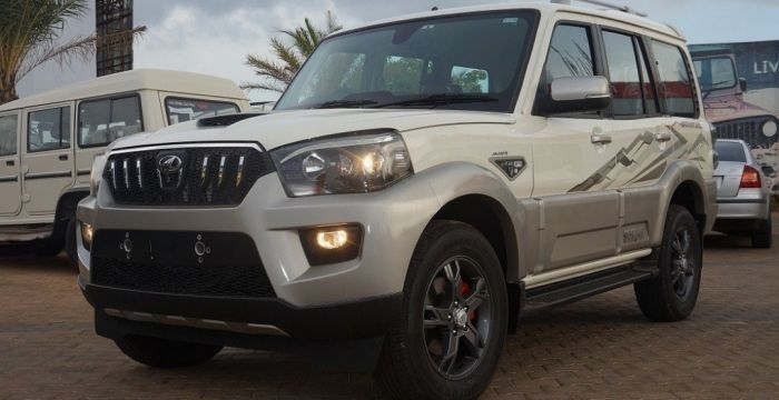 Mahindra Scorpio Adventure Edition