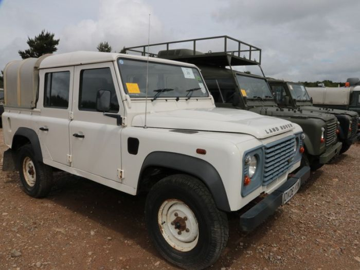Witham Special Vehicles auction