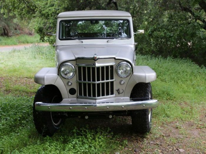 Willys Wagon 1960