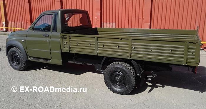 Военный УАЗ