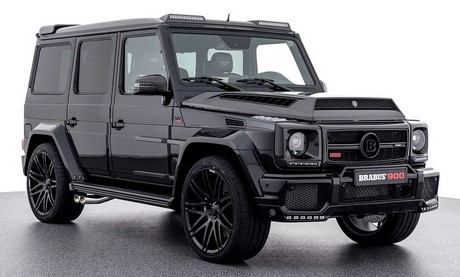BRABUS 900 «ONE OF TEN»