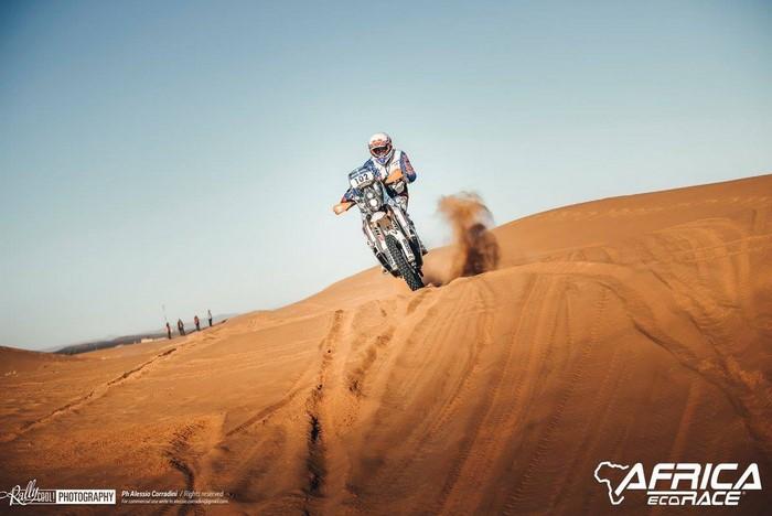 Аfrica Eco Race 2018. 2 день