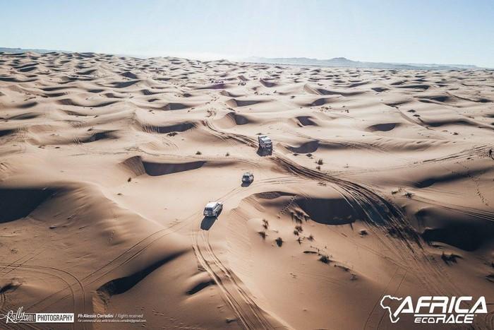 Аfrica Eco Race 2018. Второй день
