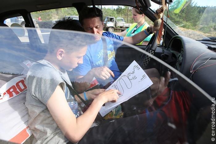 Чемпионат Европы по спортивному туризму на автомобильных дистанциях