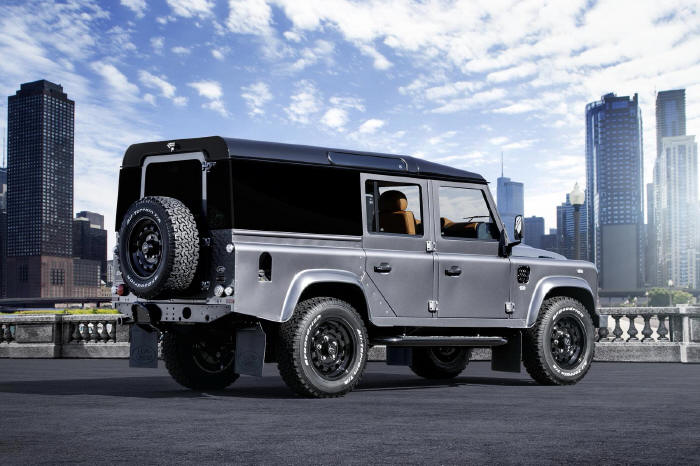 Тюнинг Land Rover Defender от Sixty8 Startech