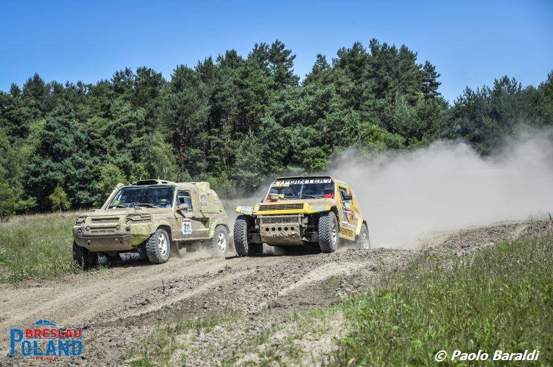 Rally Breslau Poland Ралли Бреслау Польша