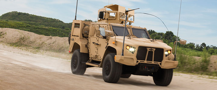 Joint Light Tactical Vehicles (JLTV)