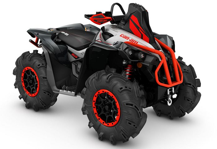 болотоход Can-Am Renegade X mr 1000R