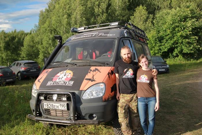 Автодом Соболь 4х4 для влюбленных в Россию