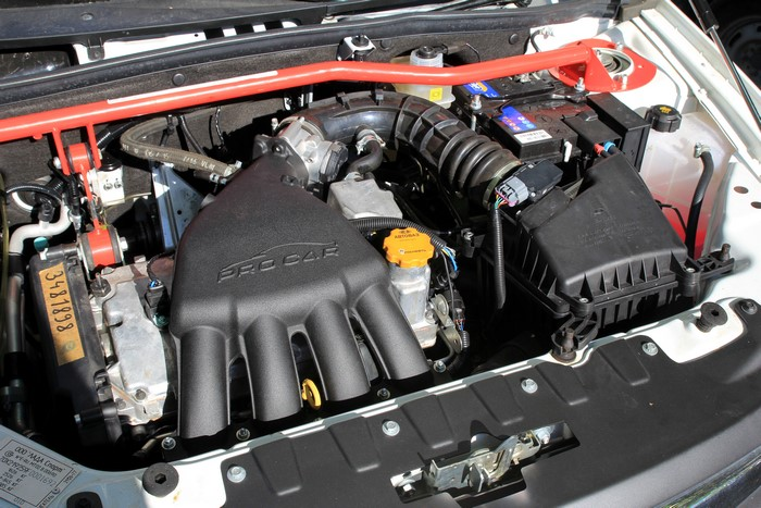 Lada Kalina ANNA – двигатель