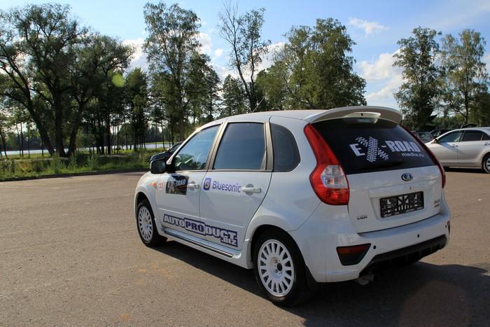 Lada Kalina ANNA – машина для наших дорог