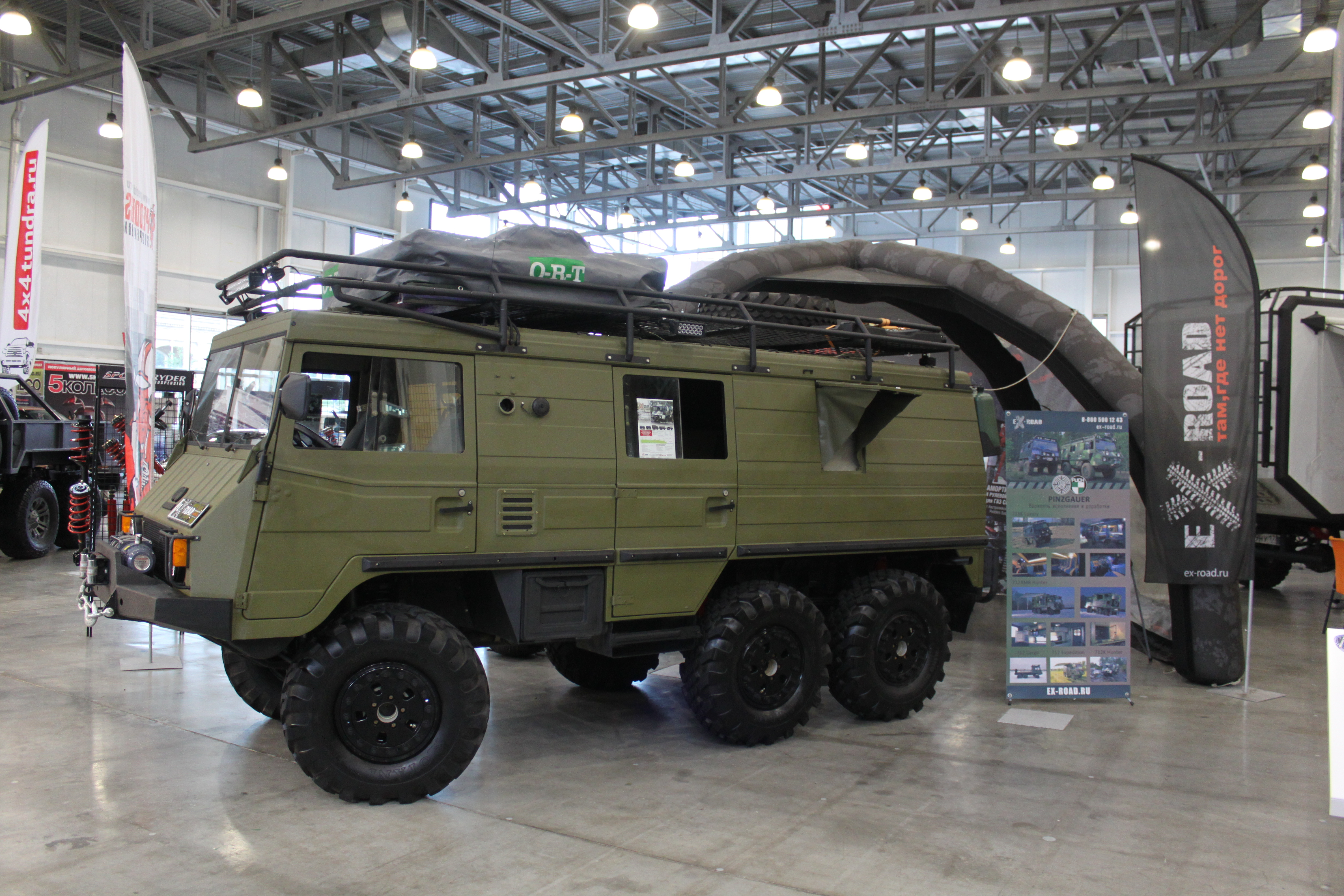 «Moscow off-road show 2017»