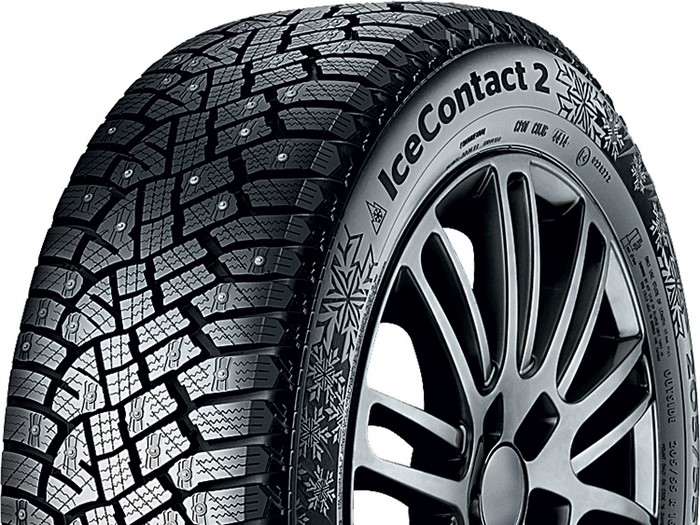 Continental Ice Contact 2 SUV 225/75 R16 T 108