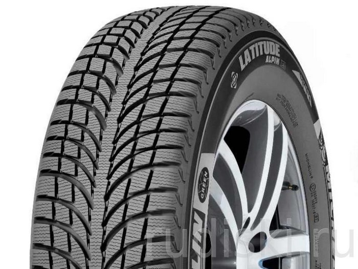 Michelin Latitude Alpin 2 225/75 R16 H 108